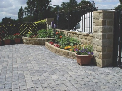 Driveway paving in Bedworth