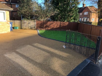 Resin Bound in Bedworth