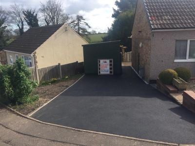 New Tarmac Driveway Laid in Bedworth